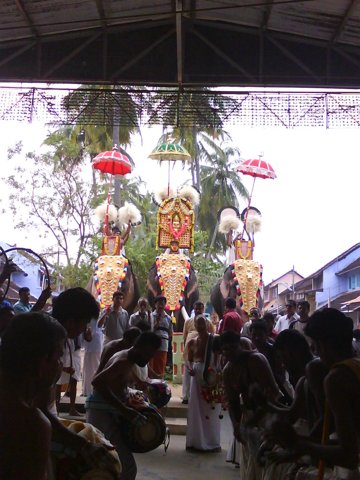 Panchavaadyam